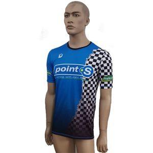 POINT-S PROFESSIONAL PNEUS T-Shirt Tessuto Tecnico